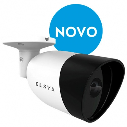 Câmera  Externa Wi-Fi Full HD Elsys ESC-WB2F