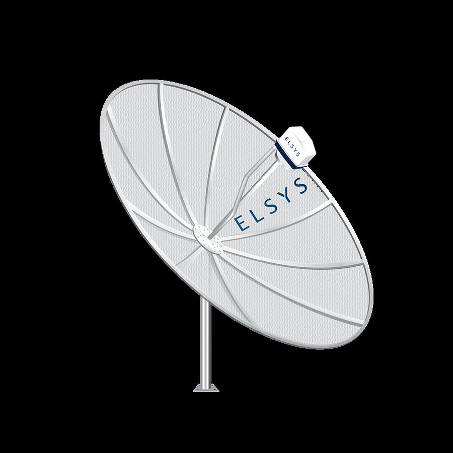 Antena Parabólica TVN Elsys