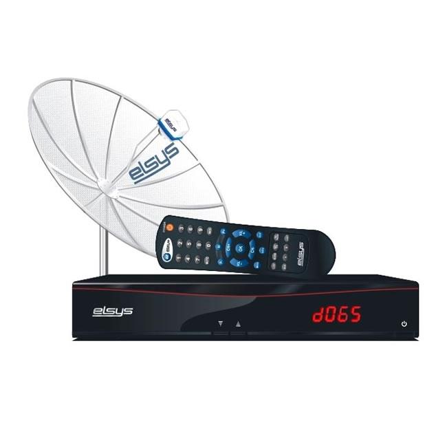 Kit TVN Elsys Duomax 1,70M