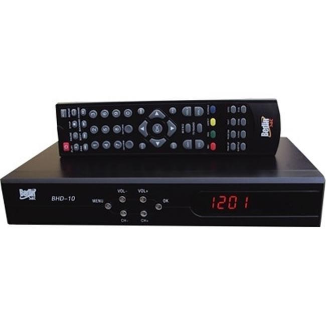 Receptor Terrestre BedinSat BHD-10 HDTV